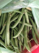PA grown green beans