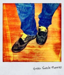 GregWhitt_green sued shoes