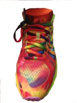 You can view these @ www.newbalance.com